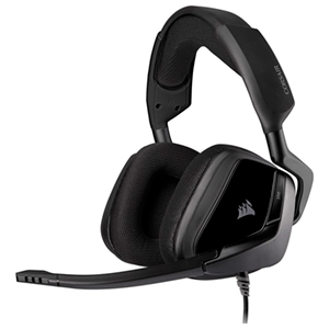 Corsair VOID ELITE STEREO -Carbono-PC-PS4-PS5-XBOX-SWITCH-MOVIL - Auriculares Gaming