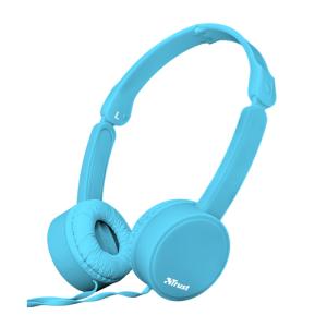 Trust Nano Auriculares Diadema Azul