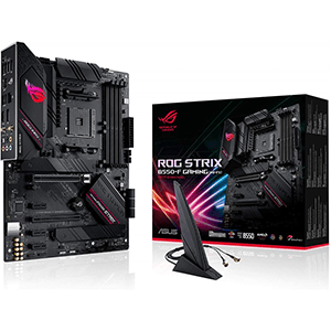 ASUS ROG STRIX B550-F GAMING(WI-FI) Zócalo AM4 ATX AMD B550