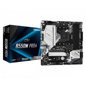Asrock B550M Pro4 Zócalo AM4 Micro ATX AMD B550