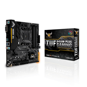 ASUS TUF B450M-PLUS GAMING AMD B450 Zócalo AM4 micro ATX