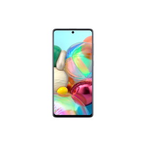 "Samsung Galaxy A71 SM-A715F 17 cm (6.7"") 6 GB 128 GB SIM doble 4G USB Tipo C Negro 4500 mAh"