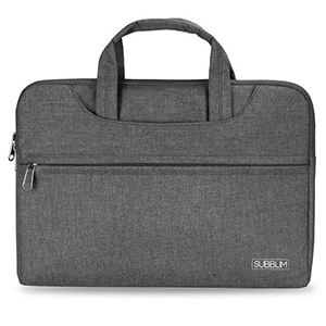 "SUBBLIM Funda Ordenador Business Laptop Sleeve 15,6"" Grey"