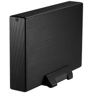 """TooQ CAJA HDD 3,5"""" SATA A USB 2.0/3.0 NEGRA"""
