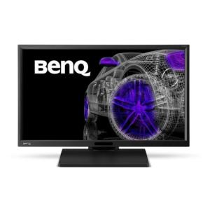 "BenQ BL2420PT 23.8"" IPS 2K QHD 60Hz 100% sRGB Altura Ajustable con Altavoces - Monitor Profesional"