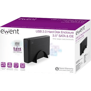 "Ewent EW7047 3.5"" - Accesorio"
