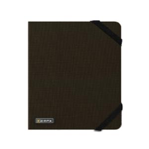"Ziron ZR217 funda para tablet 20,3 cm (8"") Folio Negro"