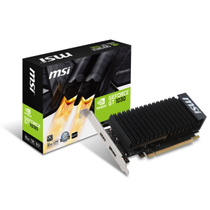 MSI V809-2498R tarjeta gráfica NVIDIA GeForce GT 1030 2 GB GDDR5