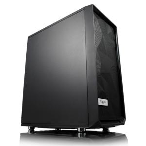 Fractal Design Meshify C Midi Tower Negro
