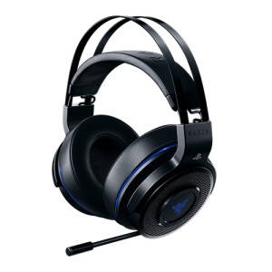 Razer Thresher For PS4 Auriculares Diadema Negro, Azul