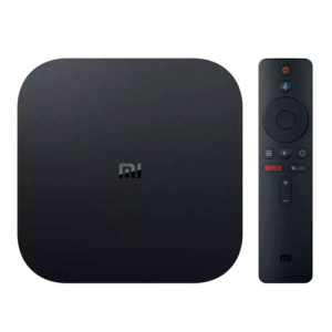 Xiaomi Mi Box S 8 GB Wifi Negro 4K Ultra HD