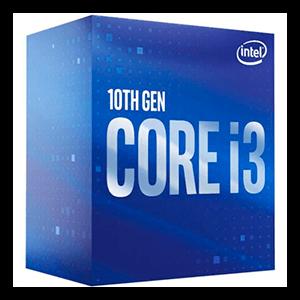 Intel Core i3-10100 procesador 3,6 GHz Caja 6 MB