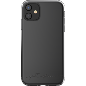 "Bigben Connected Just Green funda para teléfono móvil 15,5 cm (6.1"") Transparente"