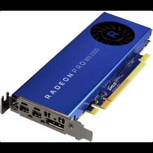 AMD 100-506001 tarjeta gráfica Radeon Pro WX 2100 2 GB GDDR5