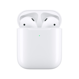 Apple AirPods (2nd generation) MRXJ2TY/A auricular y casco Auriculares Dentro de oído Blanco