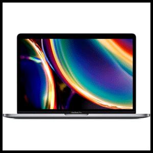 """Apple MacBook Pro Portátil Gris 33,8 cm (13.3"""") 2560 x 1600 Pixeles Intel® Core™ i5 de 10ma Generación 16 GB LPDDR4x-SDRAM 512"""