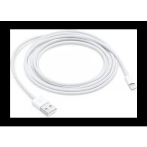 Apple Lightning - USB 2 m Blanco