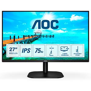 AOC Basic-line 27B2H 27'' - LED - Full HD - Monitor