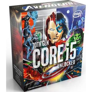 Intel Core i5-10600K procesador 4,1 GHz Caja 12 MB Smart Cache
