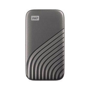 Western Digital My Passport 500 GB Gris