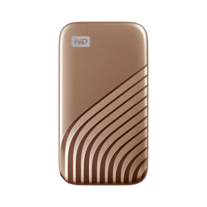 Western Digital My Passport 1000 GB Oro