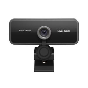 Creative Labs Live! Cam Sync 1080p cámara web 2 MP 1920 x 1080 Pixeles USB 2.0 Negro