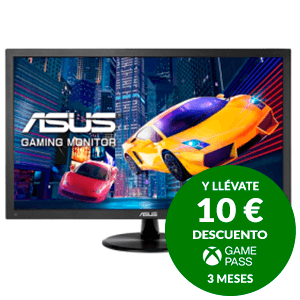 "ASUS VG248QG 24"" - LED - Full HD - 165Hz - FreeSync - Monitor Gaming"