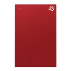 Seagate One Touch disco duro externo 2000 GB Rojo