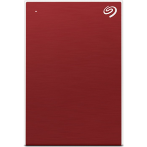 Seagate One Touch disco duro externo 5000 GB Rojo