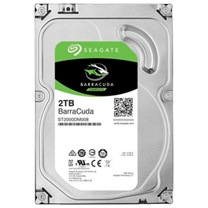 "Seagate Barracuda ST2000DM008 disco duro interno 3.5"" 2000 GB Serial ATA III"