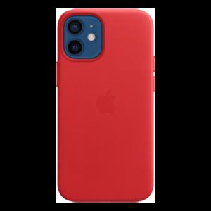 """Apple MHK73ZM/A funda para teléfono móvil 13,7 cm (5.4"""") Rojo"""