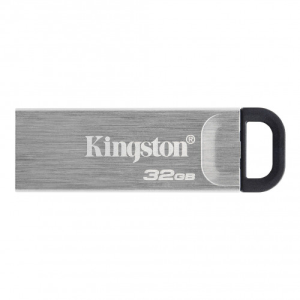 Kingston Technology DataTraveler Kyson unidad flash USB 32 GB USB tipo A 3.2 Gen 1 (3.1 Gen 1) Plata
