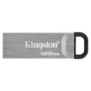 Kingston Technology DataTraveler Kyson unidad flash USB 128 GB USB tipo A 3.2 Gen 1 (3.1 Gen 1) Plata