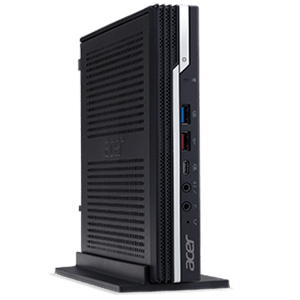 Acer Veriton N N4670G i5-10400T mini PC Intel® Core™ i5 de 10ma Generación 8 GB DDR4-SDRAM 256 GB SSD Windows 10 Pro Negro
