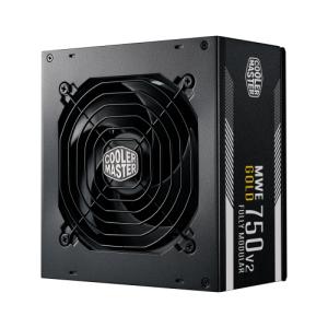 Cooler Master MWE Gold 750 - V2 unidad de fuente de alimentación 750 W 24-pin ATX ATX Negro