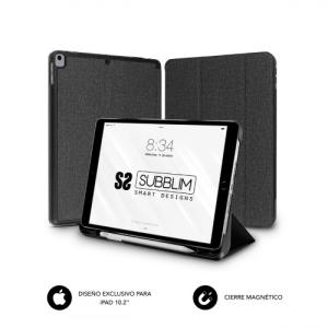 "Subblim Shock Case iPad 10,2"" Negro - Funda"