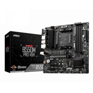 MSI B550M PRO-VDH Zócalo AM4 micro ATX AMD B550