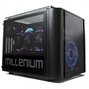 CPU GAM MILLENIUM GRAGAS, AMD RYZEN 9 3900, 16GB, 480 Go SSD, 2 To HDD, RX 5700 XT,WIN10