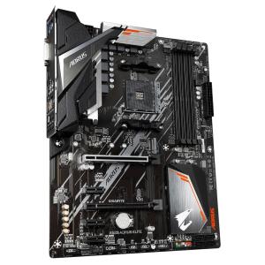 Gigabyte A520 AORUS ELITE placa base Zócalo AM4 ATX AMD A520