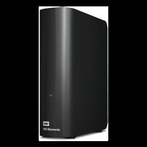 Western Digital WD Elements disco duro externo 16000 GB Negro