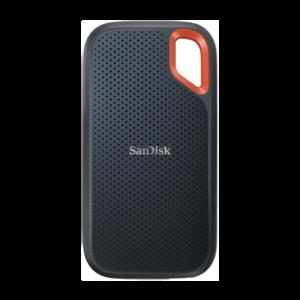 SanDisk Extreme Portable V2 500 GB Negro - Disco Duro Externo