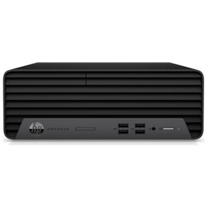 HP ProDesk 400 G7 Intel® Core™ i3 de 10ma Generación i3-10100 8 GB DDR4-SDRAM 256 GB SSD SFF Negro PC Windows 10 Pro