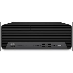 HP ProDesk 600 G6 Intel® Core™ i5 de 10ma Generación i5-10500 8 GB DDR4-SDRAM 256 GB SSD SFF Negro PC Windows 10 Pro