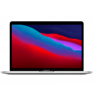 "Apple MacBook Pro Portátil Plata 33,8 cm (13.3"") 2560 x 1600 Pixeles Apple M 8 GB 256 GB SSD Wi-Fi 6 (802.11ax) macOS Big Sur"