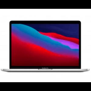 "Apple MacBook Pro Portátil Plata 33,8 cm (13.3"") 2560 x 1600 Pixeles Apple M 8 GB 256 GB SSD Wi-Fi 6 (802.11ax) macOS Big Sur"