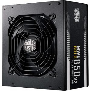 Cooler Master MPE-8501-AFAAG-EU unidad de fuente de alimentación 850 W 24-pin ATX ATX Negro