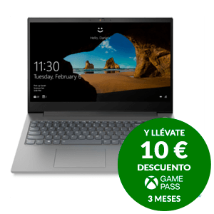 "Lenovo ThinkBook 15p -  i7-10750H - GTX 1650Ti - 16GB RAM - 1TB SSD - 15.6"" - W10 - Ordenador Portatil Gaming"