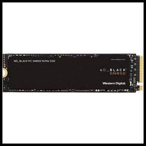 Western Digital SN850 M.2 500 GB PCI Express 4.0 NVMe - Sin disipador - PC - Disco Duro Interno
