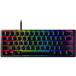 Razer Huntsman MINI Optico-Mecánico Purple Switch RGB Layaout ES - Teclado Gaming