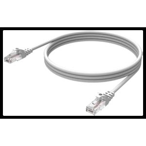 Vision Cat6 UTP, 5m cable de red Blanco U/UTP (UTP)